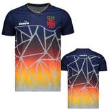 Camisa Vasco Diadora Treino - Futebol no Mercado Livre Brasil 8a6f8b0fb1194