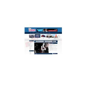 Site Guia Comercial Com Top News 3.1 - Script Php