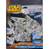 Nave Millennium Falcon Star Wars. Super Looper