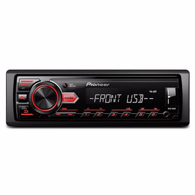 Auto Radio Pioneer Mvh-98ub Com Usb Android Mp3