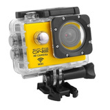Camara Hd 1080 Tipo Go Pro Explore One Wifi 8gb Contra Agua