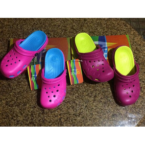 Rs21 Flyers Color Tipo Crocs