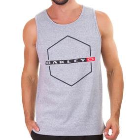 Camiseta Regata Oakley Wave Pipe Tank Kanui - Camisetas Regatas para ... cd7140486dd