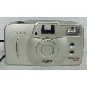 Câmera Fotográfica Canon Prima Quick Super Repa