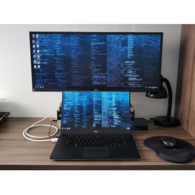 Notebook Dell Xps 9560 Intel I5 7300hq 8gb Ddr4 Gtx 1050 4gb