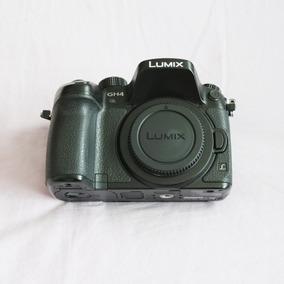 Panasonic Lumix Dmc Gh4 Impecável