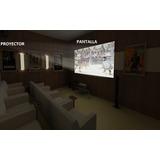 Sala De Proyeccion/television Epson X41+ Soporte Sintonizado