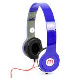 Fone De Ouvido Am-569 Para Celulares Smartphones Colorido F4