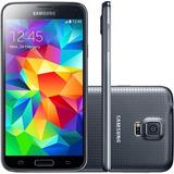 Samsung Galaxy S5 16gb G900 Tela 5.1 Usado