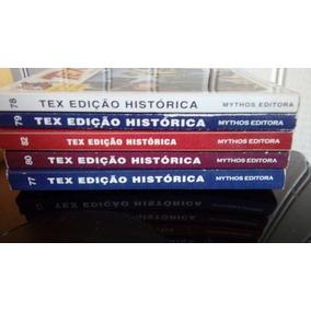 5 Gibis Tex Ediçao Historica