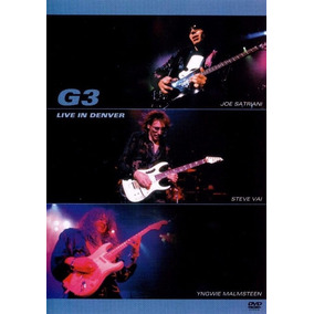G3 Live In Denver - Dvd / Rock