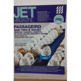 Revista Jet Magazine - Setembro 2008