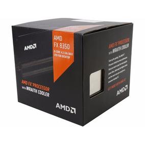 Processador Amd Am3+ Fx-8350 Com Wraith Cooler- 4.0 - 4.2ghz