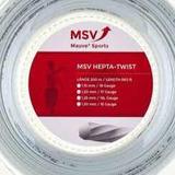 Msv Hepta Twist 1,25 Mm Com 200 Metros Cor Branca