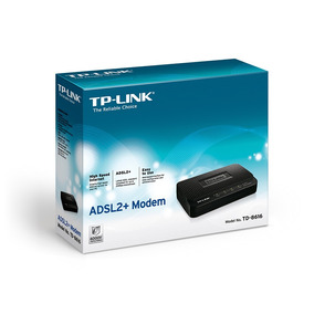 Modem Tp-link Para Internet Abba Cantv Nuevos Sellados!