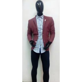 Saco Para Hombre Corte Slim 001180