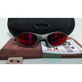 Oculos Penny Xmetal Fosco Lente Vermelha Dark Ruby + Case 256ba86ca6