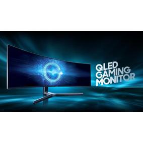 Monitor Ultrawide Samsung 49 - Curvo 32:9 - R$ 8.400 Vista