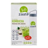 Té Verde Kombucha Zaate Manzana, Kiwi Y Jengibre 700 G