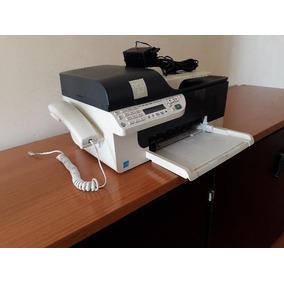 Multifuncional Hp Officejet J4660 Jato De Tinta/ Cinza Claro