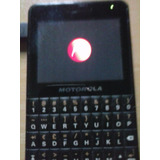 Celular Desbloqueado Motorola Motokey Social Ex225
