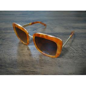 5dbbf2e2967f5 Óculos Chanel Marrom Oculos - Óculos no Mercado Livre Brasil