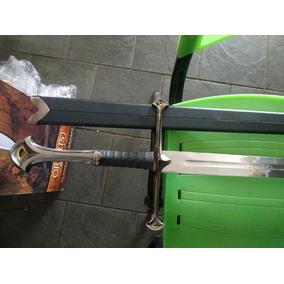 Espada Medieval Senhor Dos Anéis 1/1 Gigante Perfeita #2
