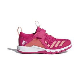 Zapatillas adidas Training Rapidaflex El K Niña Fu/sa