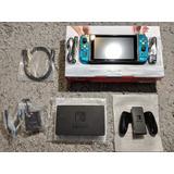 Nintendo Switch Consola Y Joycons