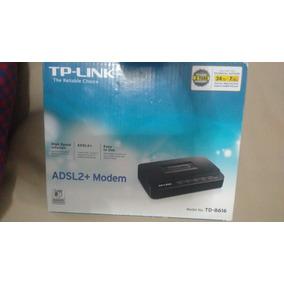 Modem Tp-link Adsl2+modem Td-8616