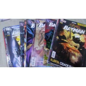 Batman - 1ª Série/panini - De 2002 À 2012 - Vários Volumes
