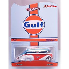 Hot Wheels Gulf Rocket Oil # 3527/4500 No Se Vende En Tienda