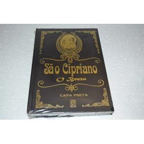 São Cipriano - O Bruxo - Capa Preta (edição Rara/lacrado)