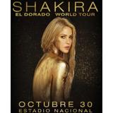 Entradas Shakira - Estadio Nacional - Pacífico Bajo 150.000