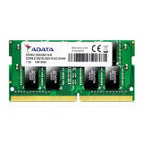 Memoria So-dimm Ddr4 Adata 8gb Premier Series 2133 Mhz 1.2v