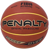 Bola De Basquete Penalty Crossover 7.8 Original Oficial Nbb