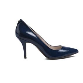 d795d9ce006ec Zapatilla De Dama - Zapatillas Michael Kors de Mujer Azul oscuro en ...