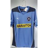 4ddf379f4a Camisa Botafogo Treino Oficial Puma Azul 2014 + Frete Gratis