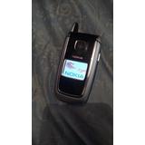 Nokia 6101 Vintage De Tapa Flip Cartera Almeja De Coleccion