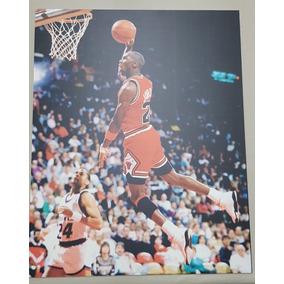 Cuadro Michael Jordan - Decoración para el Hogar en Mercado Libre ... f85787f2d99