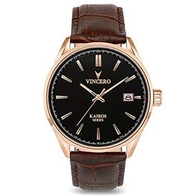 Reloj De Pulsera Kairos Vincero Luxury Para Hombre - Oro Ro