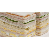 Sandwich Miga Triple 12x6 Surtidos 48u ($13.95c/u!!!)
