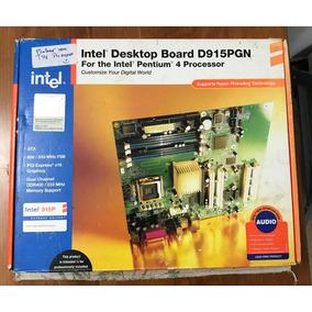 Tarjeta Madre Intel 915pgn 775 Ddr400 Nueva
