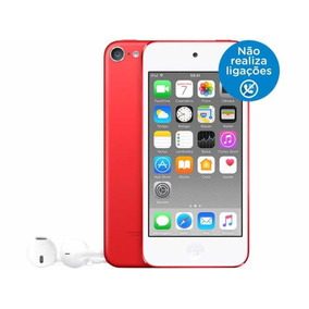 Apple Ipod Touch 32gb Vermelho - 6ªgeração Lacrado!