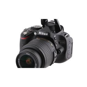 Câmera Digital Dslr Nikon D5100 + Lente Nikkor 35mm + Acess