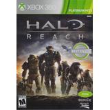 Juego Xbox 360 Halo Reach En Español Nuevo Facturamos!!!