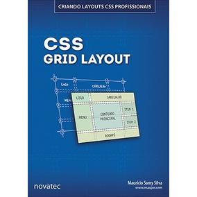 Livro Css Grid Layout Novatec Editora