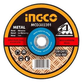 Disco De Corte De Metal 9