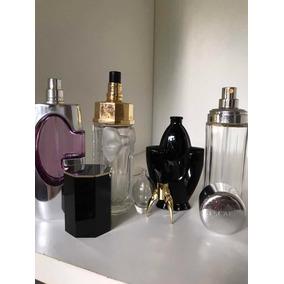 Perfumes Vidros Vazios Colecionar -preço5- Escape