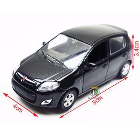 Miniatura Palio + Revista Fiat Fun Grátis 1:43 - Fiat Norev